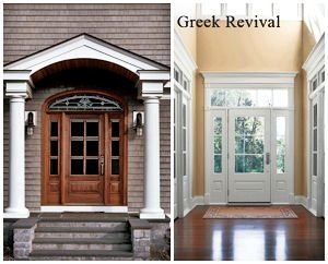 Andersen Georgian & Greek Revival Doors